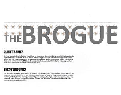 THE BROGUE (concept)