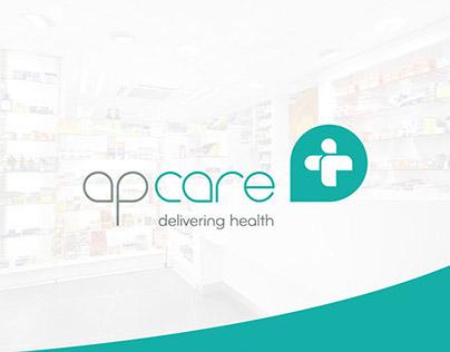 AP CARE - Logo and Branding