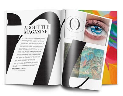 Harper's Bazaar Art Media Kit