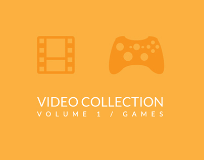 My Video Collection Vol.1 - Games