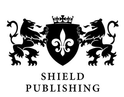 SHIELD PUBLISHING - Logo & Book Layout