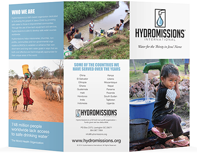 Hydromissions Brochure