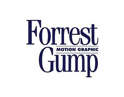 GUMP MOTION GRAPHIC