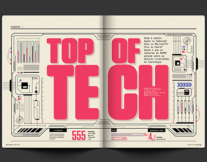 Top of Tech (Superinteressante Magazine)