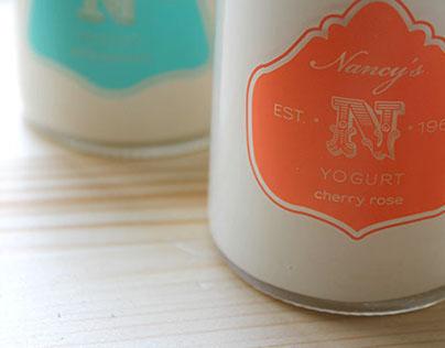 Nancy's Boutique Yogurt