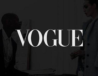 Vogue Website