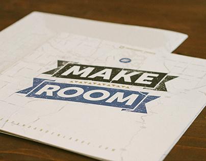 Make Room Building Fund Booklet
