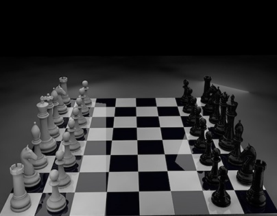 Chess Game Animation