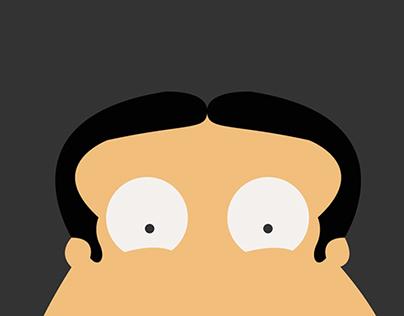 Quagmire (Family Guy) - Illustrator (Drawing)