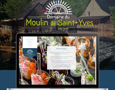 Domaine du Moulin de Saint-Yves