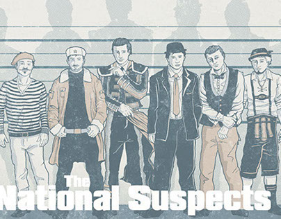The National Suspects