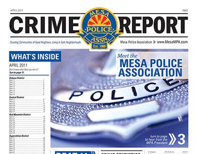 Mesa Police Crime Report