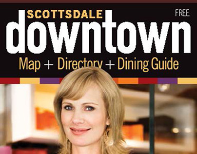 Scottsdale Downtown Map & Directory