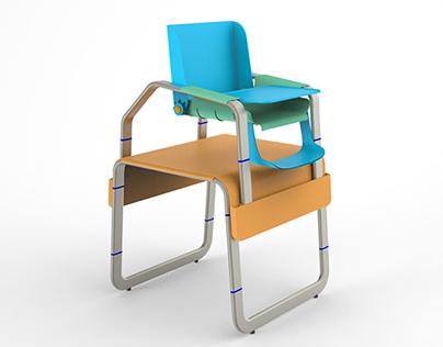 MÚ High Chair
