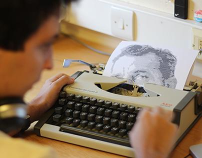 Typewritten Portraits