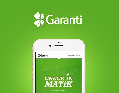 Garanti Bank - Check-in Matik