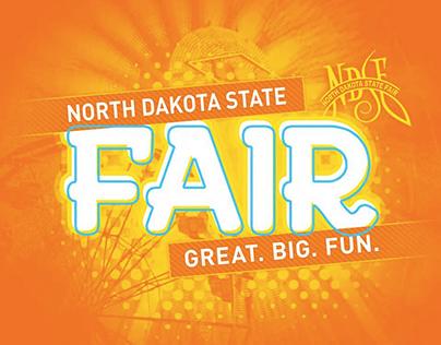 North Dakota State Fair — Great. Big. Fun. — 2014 Radio