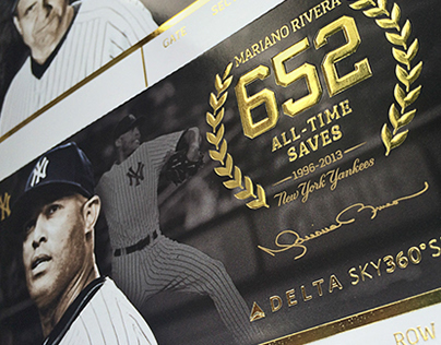 New York Yankees - A Legacy to Celebrate Campaign
