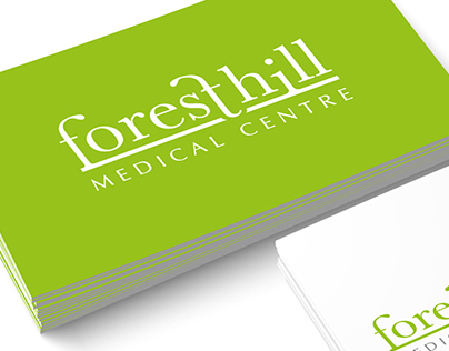 Forest Hill Medical - Logo Design and Stationery