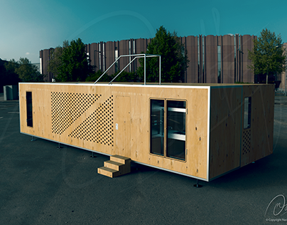 System3 (Pre-fabricated house)