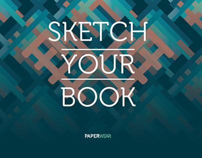 PAPERWEAR  - Sketch your Book