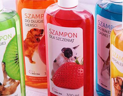 Frutti Shampoo for dogs