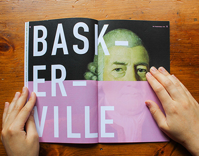 I Like Your Face — A Typography Book