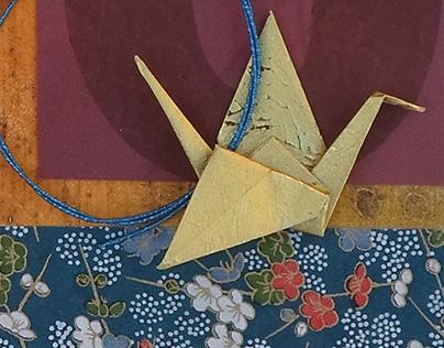 Origami Monotypes