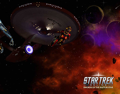 Star Trek Online Promotional