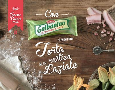 Le mie ricette con Galbanino