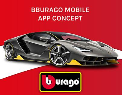 BBURAGO | APP DESIGN & RESTYLING