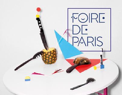 FOIRE DE PARIS — BRANDING