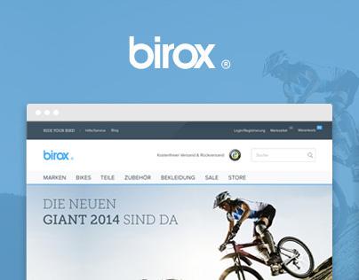 Birox - Online Shop