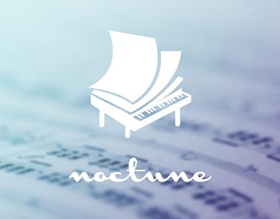 Noctune - Music Sheet App