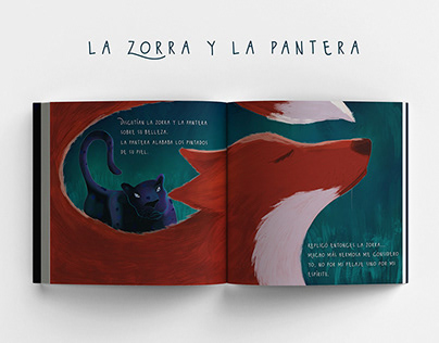 Illustrated Fable for Children