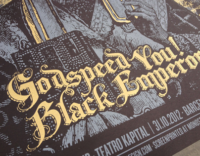 GODSPEED YOU! BLACK EMPEROR (2012)