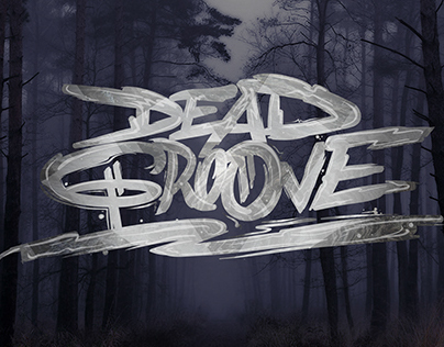 Lettering Dead Groove