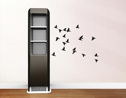 Shu Xiang - Air Conditioning Library