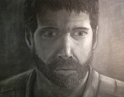 """The Last of Us"" Self Portrait"