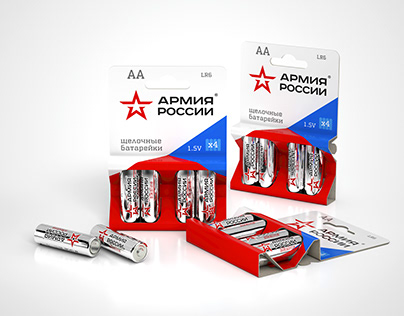 Batteries Army of Russia