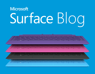 Surface Blog