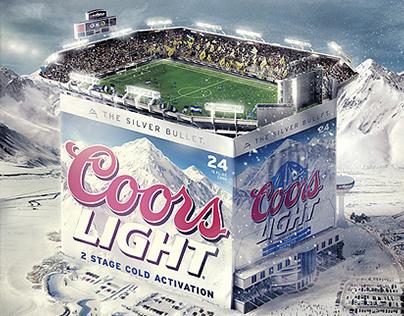 Coors Light | Mexican Soccer League