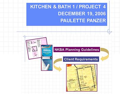 Nkba Student Design Competition 2006 2007 On Behance