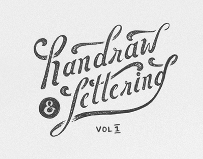 Hand Draw & Lettering 1