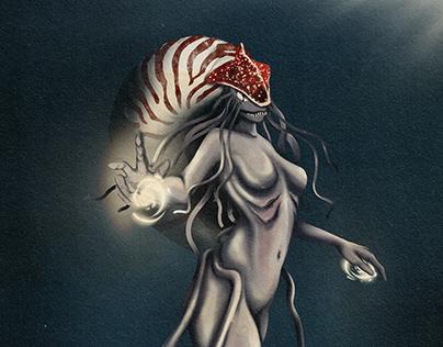 """Concept Art """"Nautilus"""""""