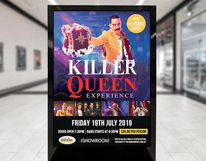 Killer Queen Experience