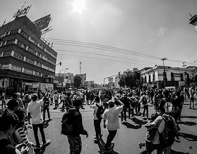 Wild In The Streets 2014 Mexico City