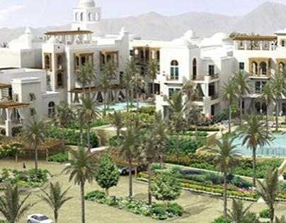 Ancient Sands Resort, El Gouna, Eygpt