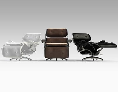 Aeron Lounge Chair