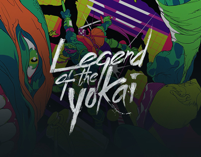 Teenage Mutant Ninja Turtles: Legend of the Yokai